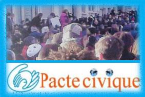 Notre nouveau site internet Lien vers: https://pactecivique.wordpress.com