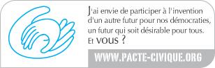 Signature Pacte Civique Lien vers: http://www.pacte-civique.org/
